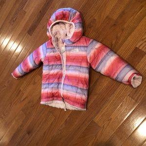 Northface toddler warm coat